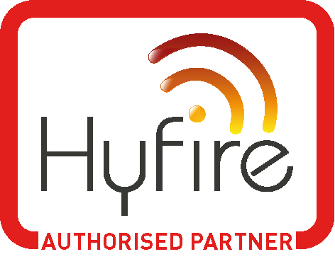 MJ Fire Safety are an approved Hyfire partner for fire protection services