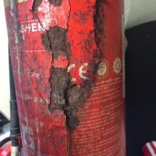 2: Extinguisher Maintenance - The Importance