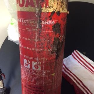 Extinguisher Maintenance - The Importance
