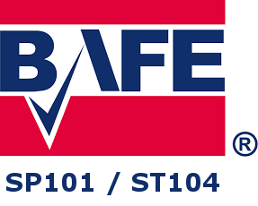 MJ Fire Safety are BAFE approved for fire protection services