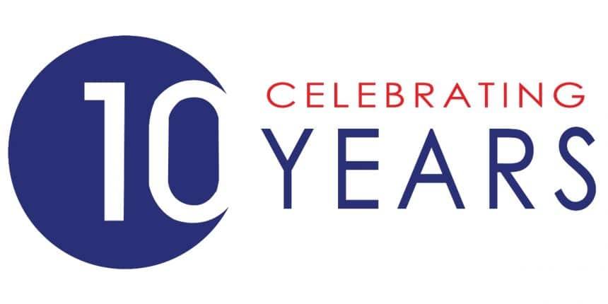 Celebrating Ten Years