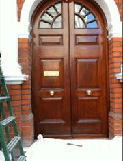 Fire Door Remedial Work After