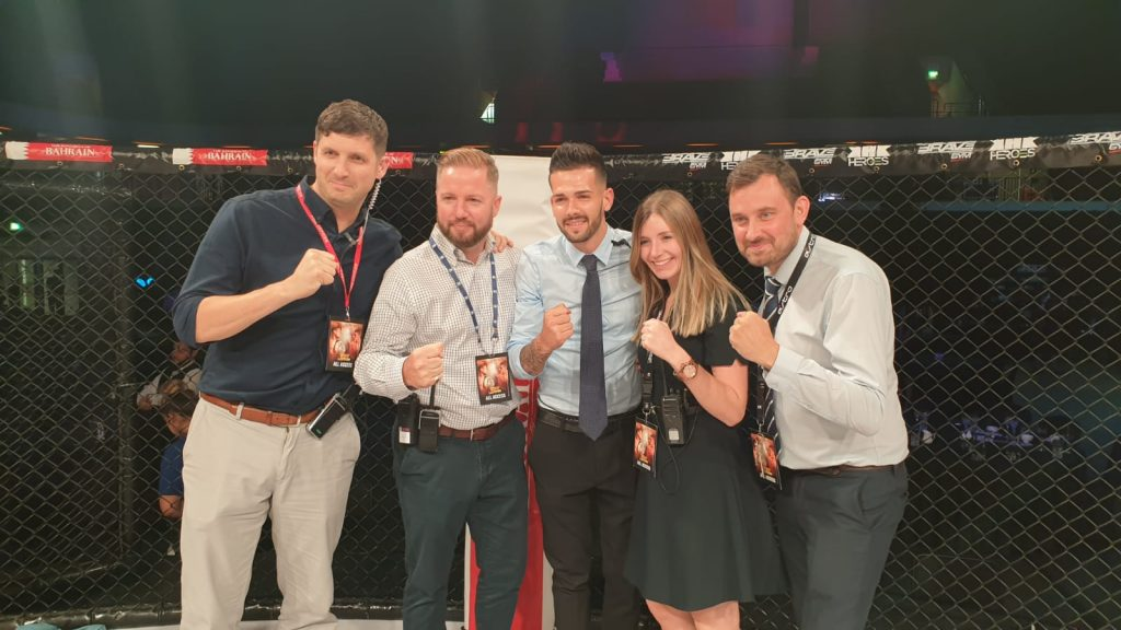 Brave 24 - MMA