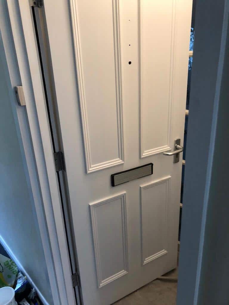 Fire Door Installation 3