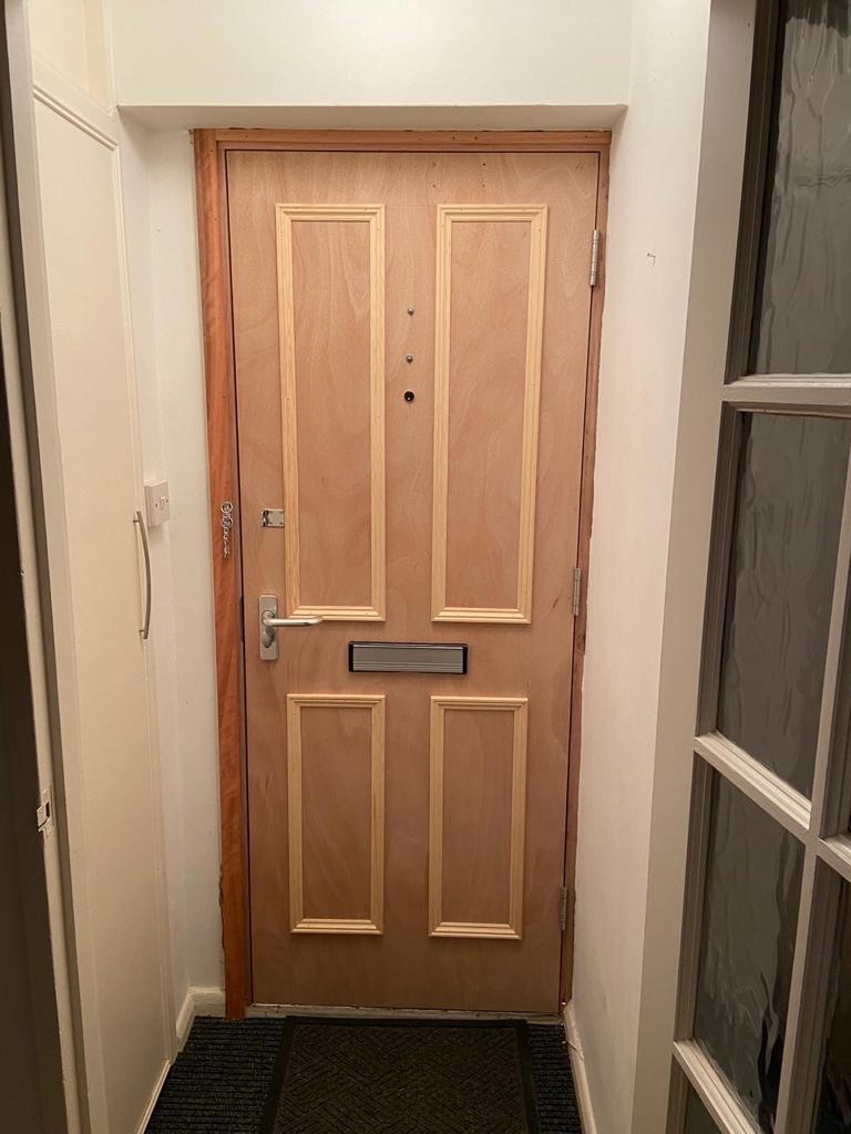Fire Door Installation 2